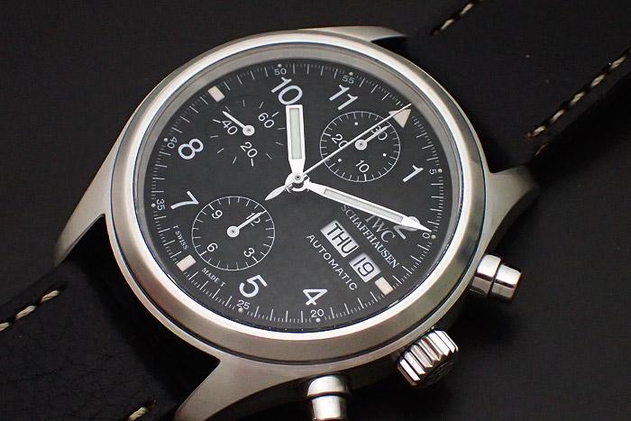 IWC Pilot's Classic Automatic Chronograph Ref. IW3706
