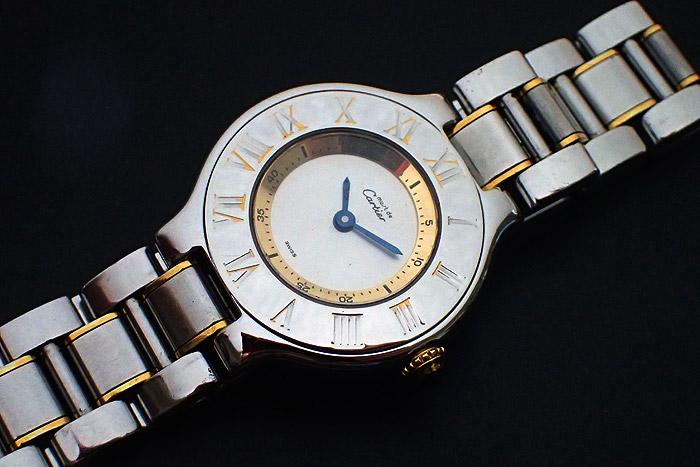 Cartier Must de Cartier Ref. 1340