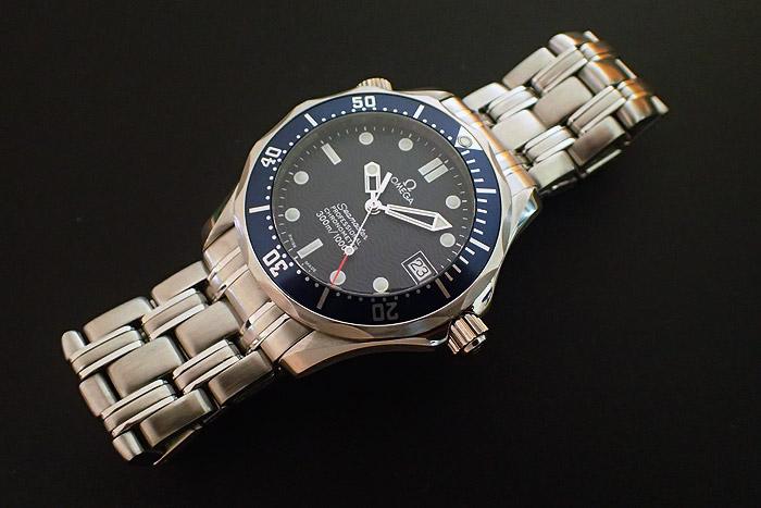 Omega Seamaster Professional Midsize Automatic Chronometer Ref. 2551.80