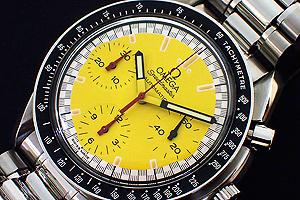 Omega Speedmaster Schumacher Automatic Ref. 3510.1240