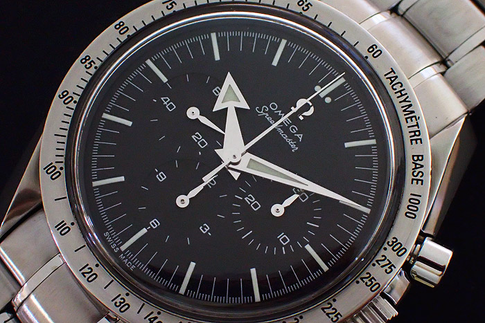 Omega Speedmaster Broadarrow Black Dial Ref. 3594.50