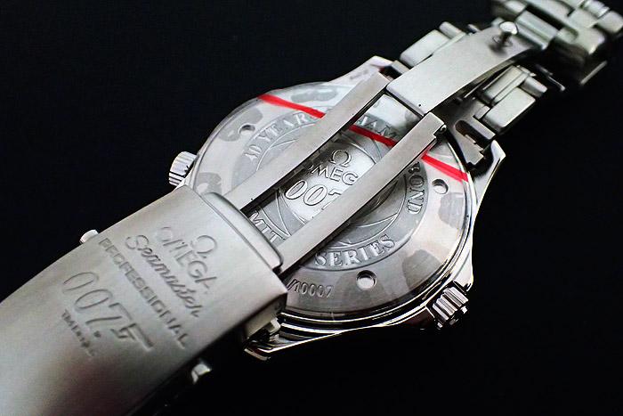 Omega Seamaster Professional James Bond 40th Anniversary Limited Edition Ref. 2537.80