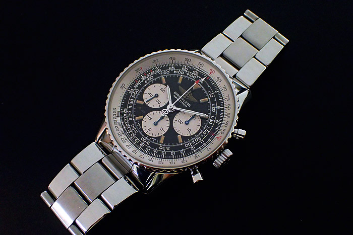 Breitling Old Navitimer Mecanique, Limited Edition, Ref A11022