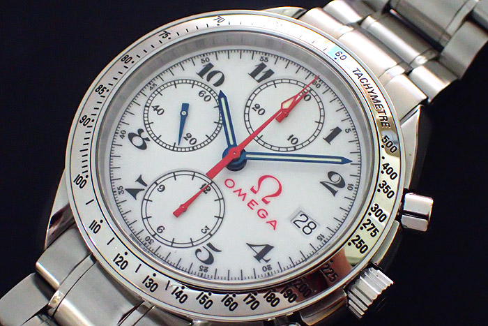 Omega Speedmaster Date, Olympic Collection, Ref 3513.20
