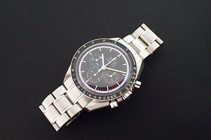 Omega Speedmaster Moon Watch Apollo 15 40th Anniversary Ref. 311.30.42.30.01.003