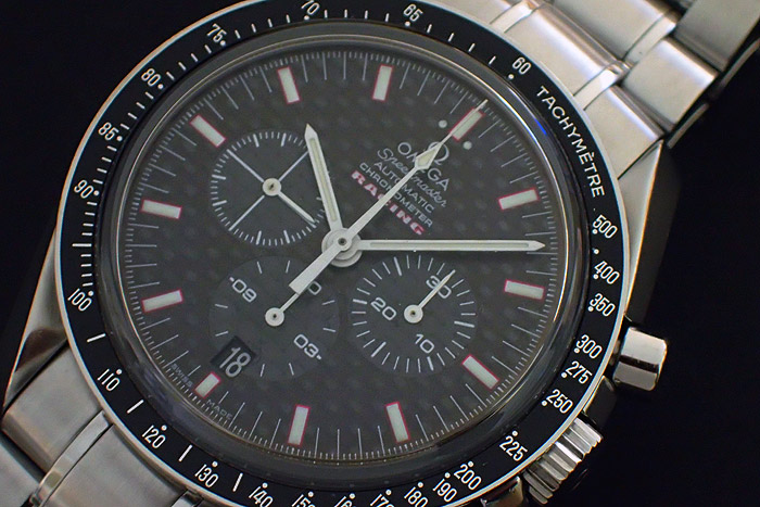 Omega Speedmaster Racing Chrono Ref. 3552.59