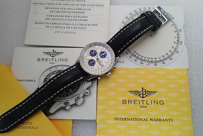 Breitling Navitimer Ref. A13022