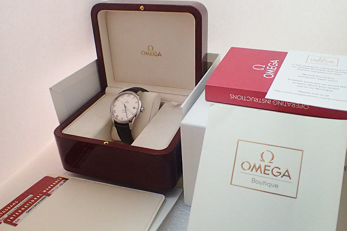 Omega de Ville Co-Axial 41mm 431.13.41.21.02.001