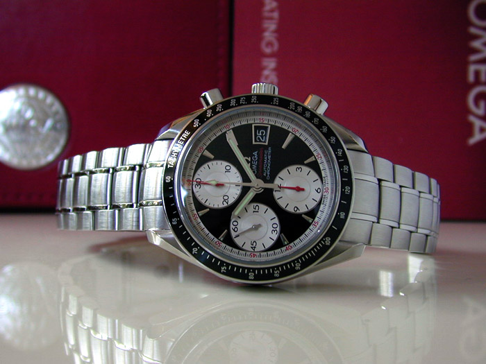 Omega  Speedmaster Automatic Chronometer 3210.51