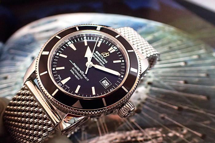 Breitling Super Ocean Heritage 42 Ref. A1732124/BA61
