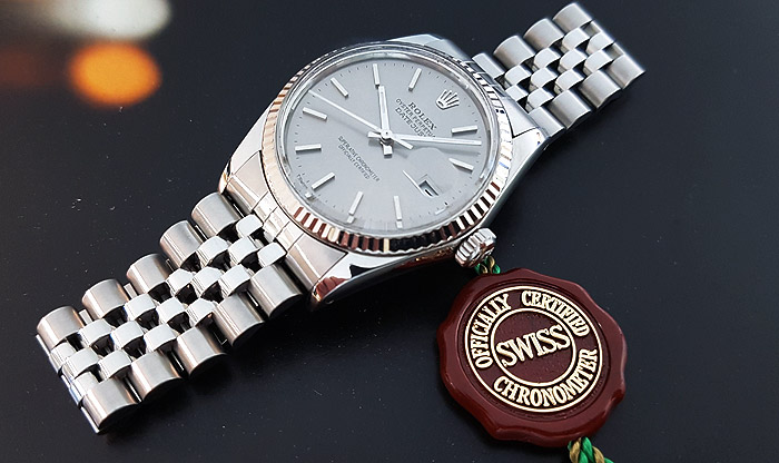 1988 Rolex Oyster Perpetual Datejust Ref. 16030