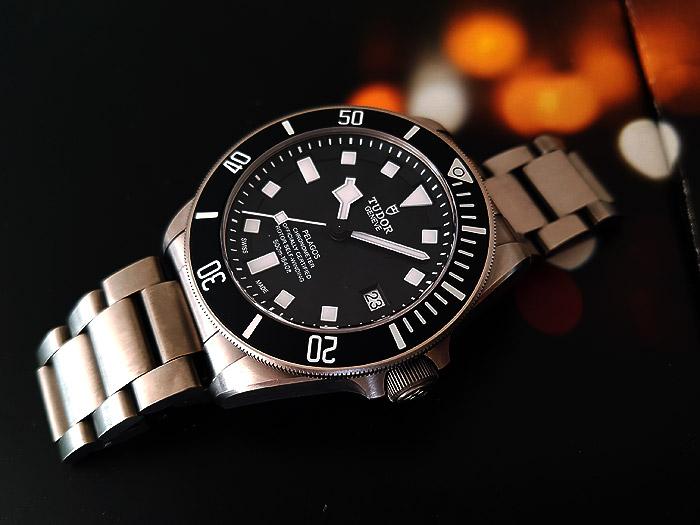 Tudor Pelagos Diving Chronometer Ref. 25600TN