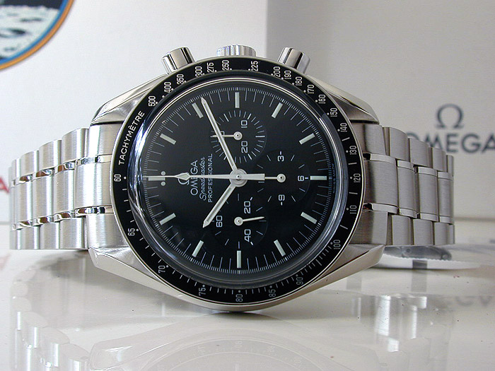 Omega Speedmaster Moon Watch Apollo 11 Ref. 3560.50