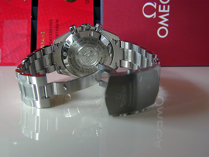 Omega Speedmaster Professional Moon Watch Ref. 311.30.42.30.01.005