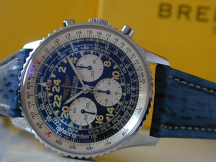 Breitling Navitimer Cosmonaute Serie Speciale Ref. A12023