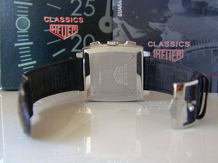 Tag Heuer Monaco Automatic Chronograph Ref. CS2111