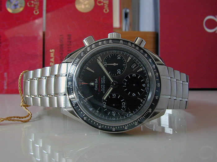 Omega Speedmaster Automatic Chronometer Ref. 323.30.40.40.06.001