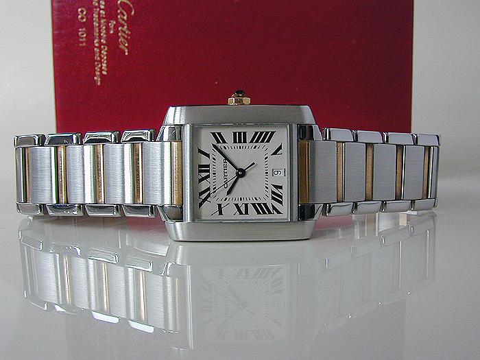 Cartier Tank Francaise Ref. W51002Q4
