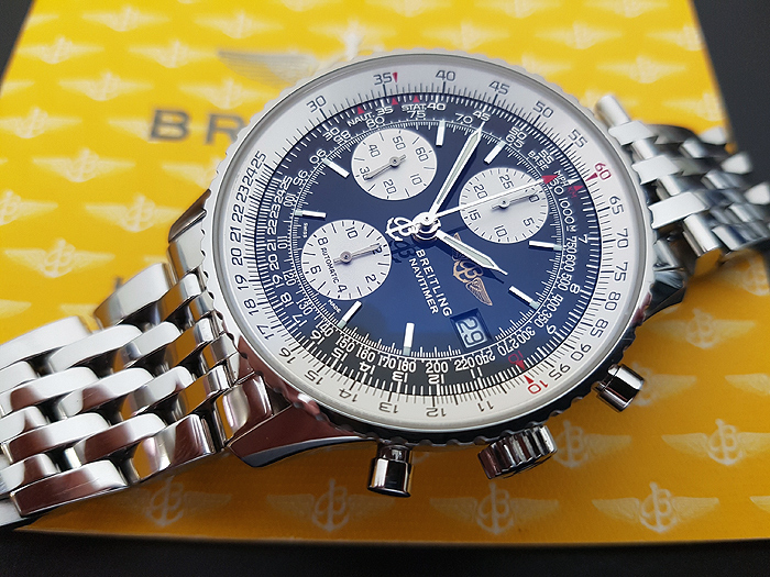 Breitling Navitimer Chronograph Ref. A13322