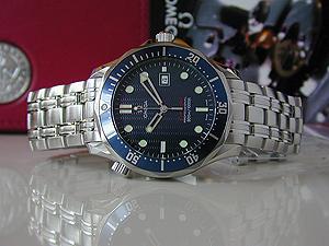 Omega Seamaster Quartz Ref. 2221.80