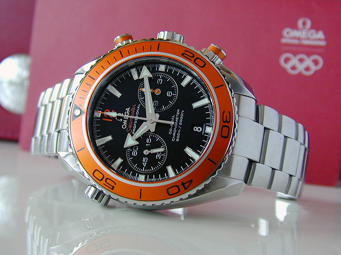 Omega Seamaster Planet Ocean 600M Co-axial Chronograph 46mm Ref. 232.30.46.51.01.002