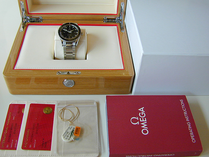 Omega Seamaster Professional Master Co-Axial, Ref. 233.30.41.21.01.001