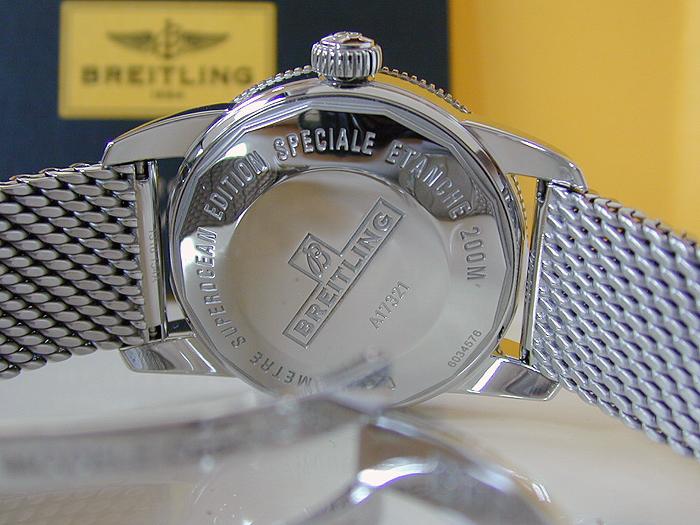 Breitling SuperOcean Heritage 42mm Ref. A17321