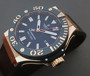 Hublot Big Bang King Rose Gold Wristwatch Ref. 322.PM.100.RX