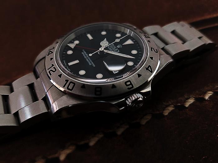 1991 Rolex Explorer II Ref. 16570