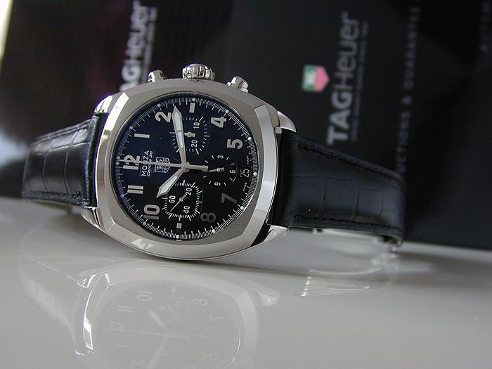 TAG Heuer Monza Wristwatch Ref. CR5110