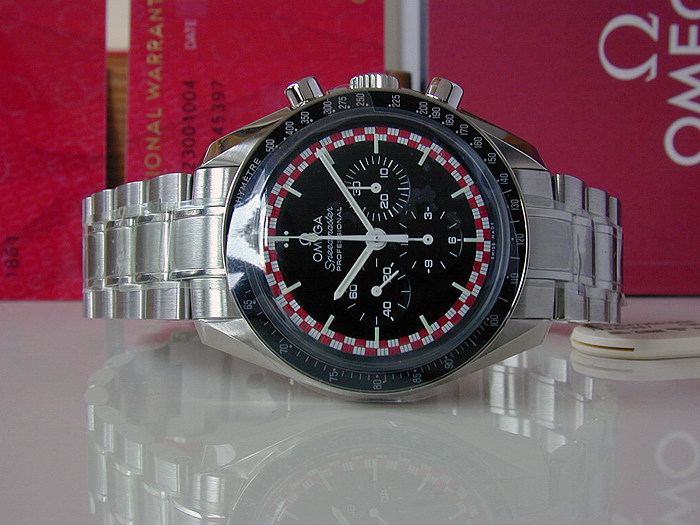 Omega Speedmaster Tintin Moonwatch Ref. 311.30.42.30.01.004