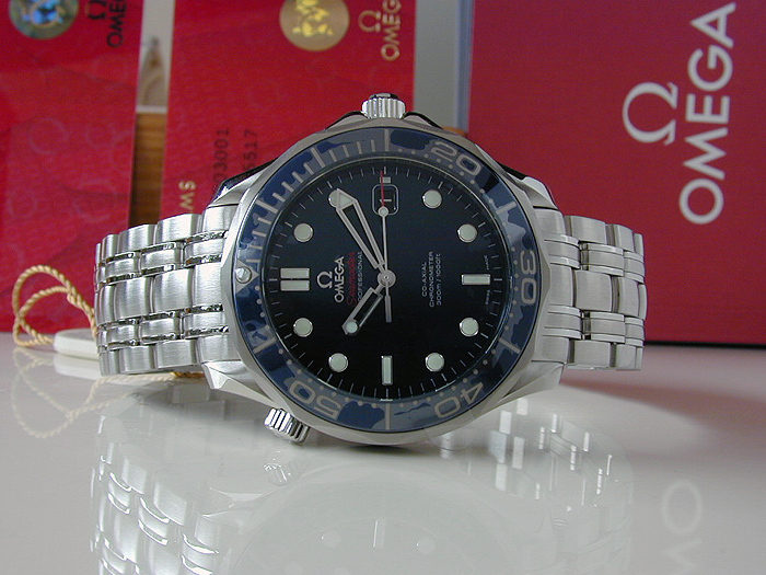 Omega Seamaster Professional Men's Co-Axial Ref. 212.30.41.20.03.001