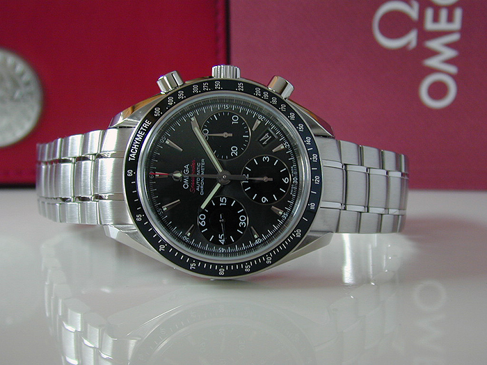 Omega Speedmaster Day-Date Chronograph Ref. 323.30.40.40.06.001