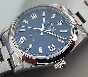 2002 Rolex Oyster Perpetual Precision Air King Ref. 14000M