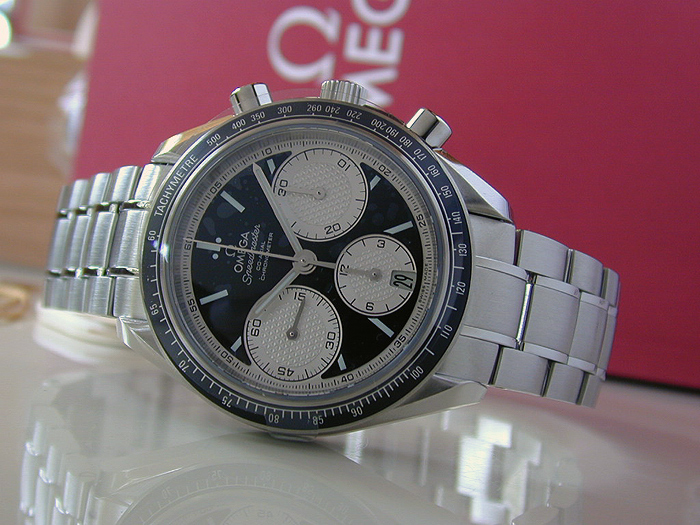 Omega Speedmaster Racing Co-Axial Chronograph Ref. 326.30.40.50.01.002