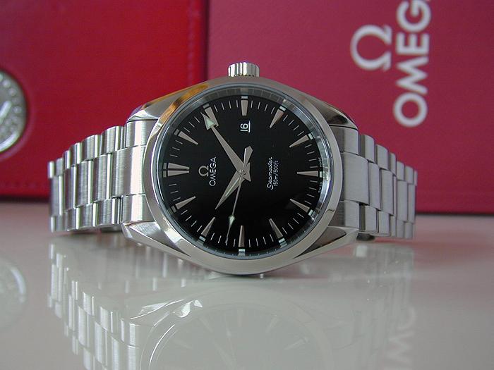 Omega Seamaster Aqua Terra Quartz Ref. 2517.50