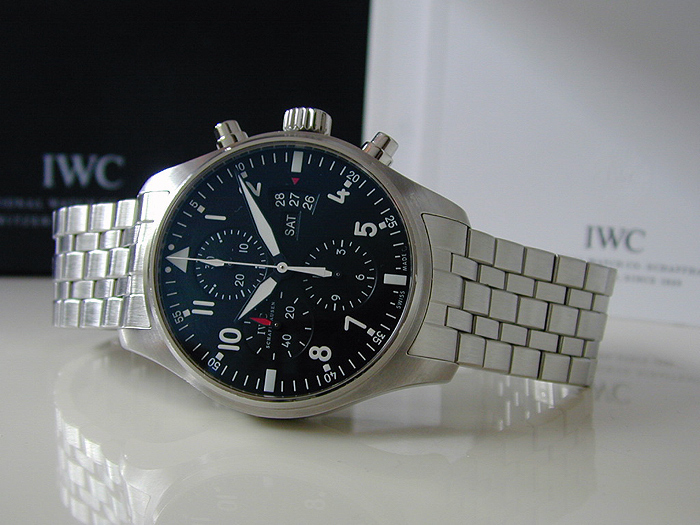 IWC Pilot's Watch Chronograph Ref. IW377704
