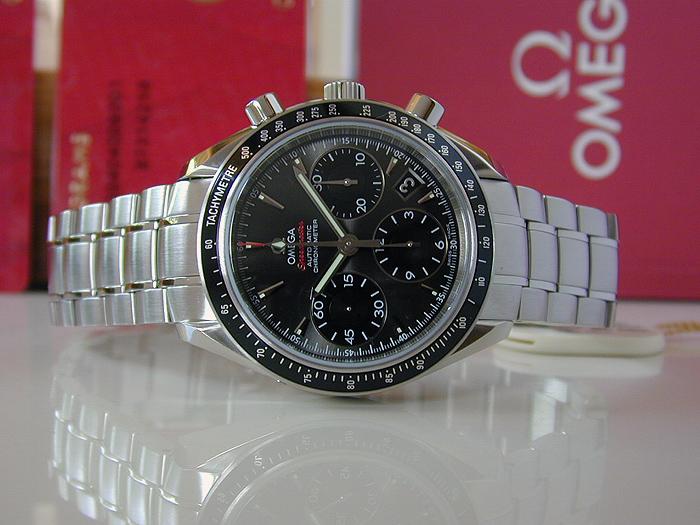 Omega Speedmaster Automatic Chronometer Ref. 323.30.40.40.06.001