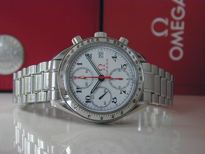 Omega Speedmaster Date Ref. 3515.20