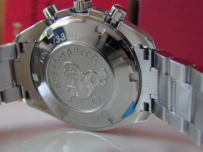 Omega Speedmaster Day-Date Chronograph Wristwatch Ref. 3220.50