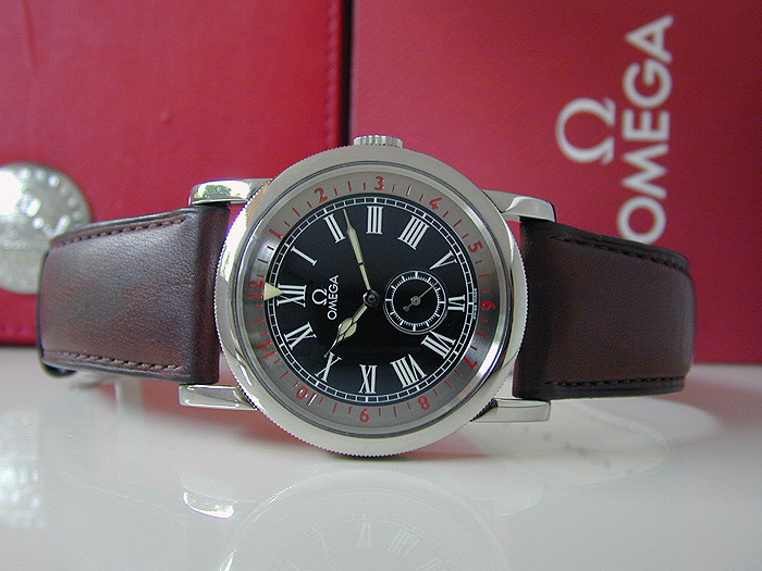 Omega Pilot's Watch Automatic Ref. 5161.34.11.001.001