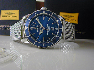 Breitling XL SuperOcean Automatic 46mm Ref. A17320