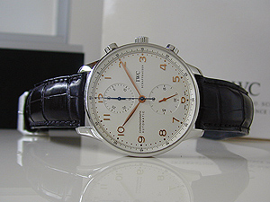 IWC Portugieser White Dial Ref. IW371401