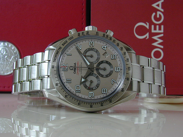 Omega Speedmaster Broad Arrow Co-Axial Chronograph 44mm Ref. 321.10.44.50.02.001