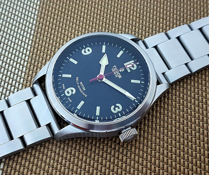 Tudor Heritage Ranger Wristwatch Ref. 79910