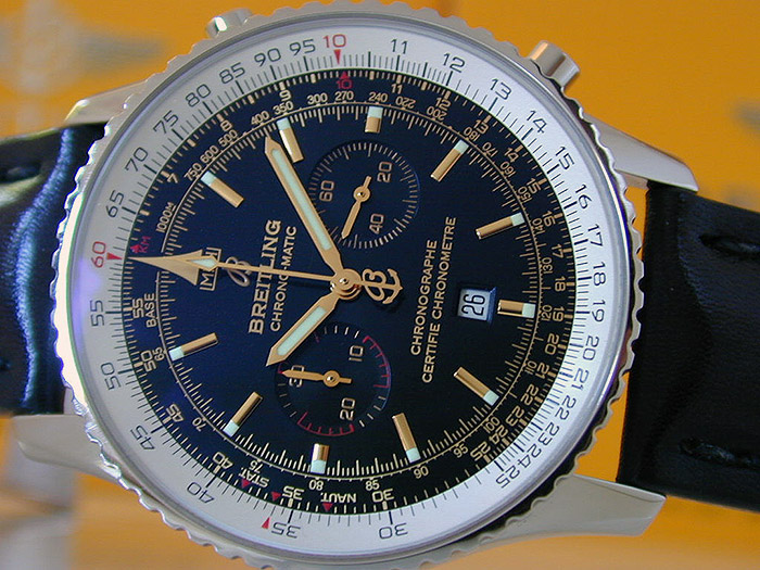Breitling Chrono-Matic SE Left-Handed Limited Edition Ref. A41350