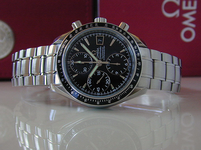 Omega Speedmaster Automatic Chronometer Wristwatch Ref. 3210.50