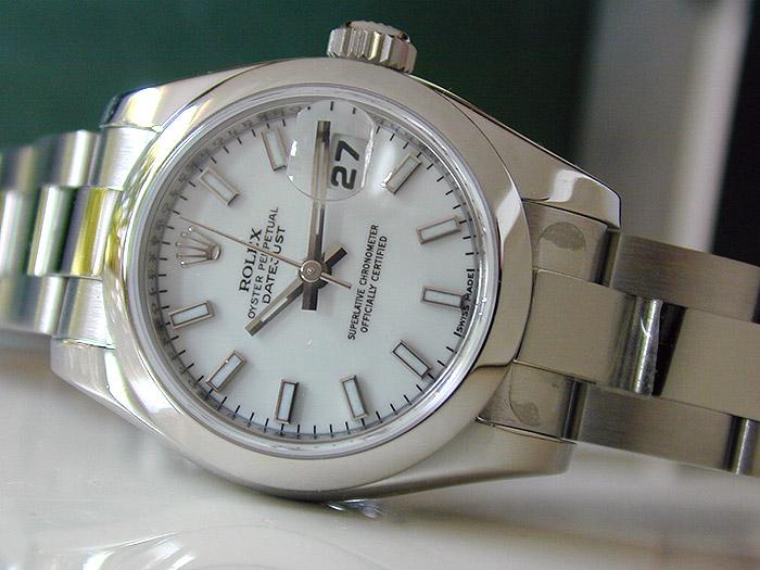 Ladies' Rolex Datejust Ref. 179160