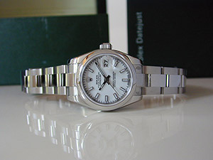Ladies' Rolex Datejust Ref. 179160