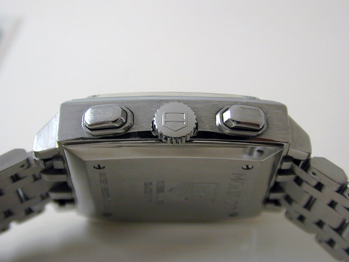Tag Heuer Monaco Chronograph Wristwatch Ref. CW2111-0